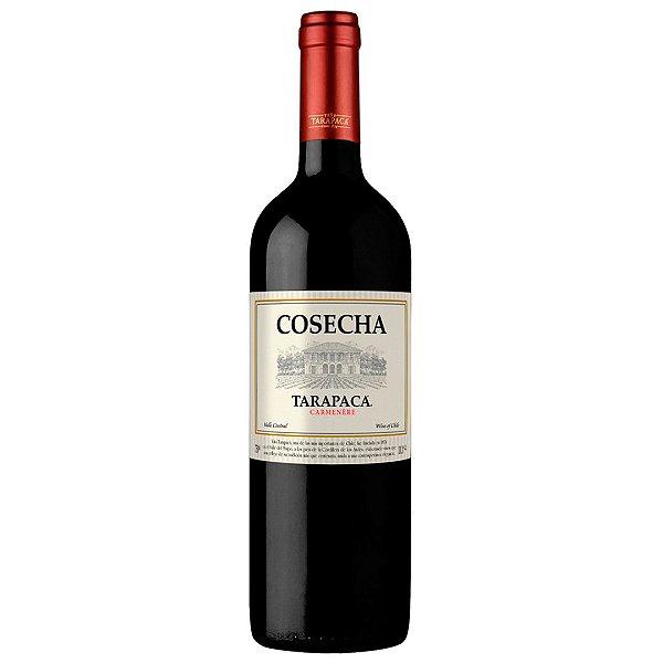 Vinho Chileno Tarapaca Cosecha Carmenere 750ml