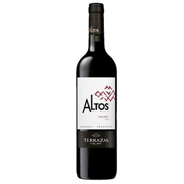 Vinho Argentino Altos Del Plata Malbec 750ml