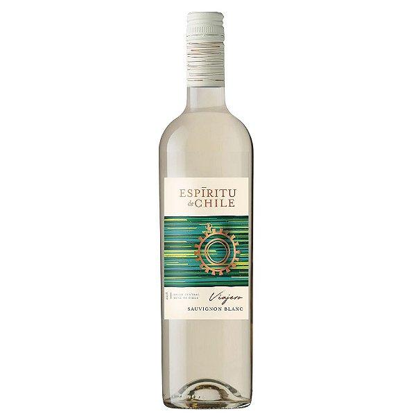 Vinho Chileno Espíritu de Chile Viajero Sauvignon Blanc  750ml