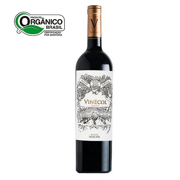Vinho Argentino Vinecol Orgânico Malbec 750ml