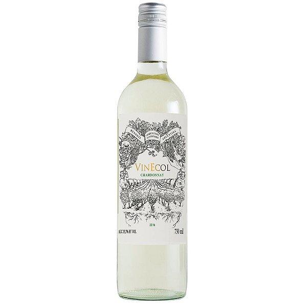 Vinho Argentino Vinecol Chardonnay 750ml