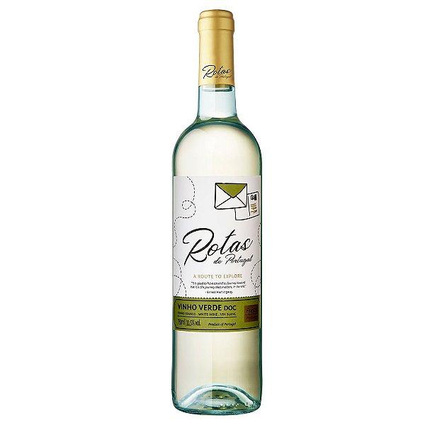 Vinho Português Rotas de Portugal Verde D.O.C. 750ml