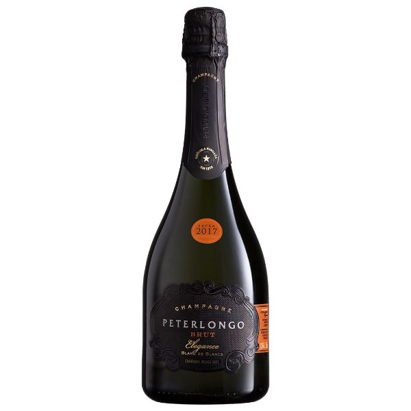 Champagne Bra Peterlongo Elegance Brut 750ml