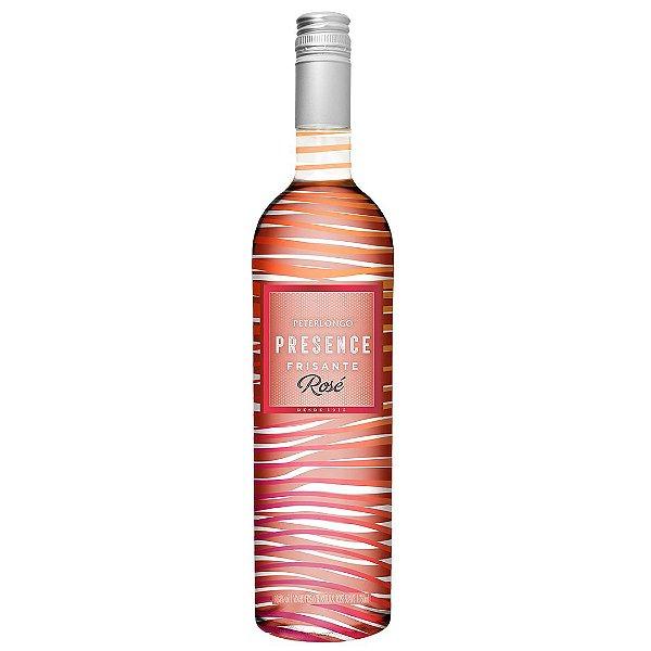 Frisante Bra Presence Rosé Suave 750ml