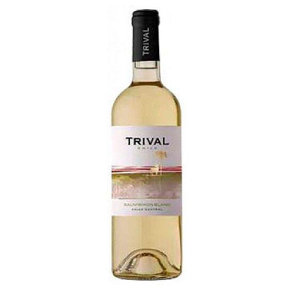 Vinho Chileno Trival Sauvignon Blanc 750ml