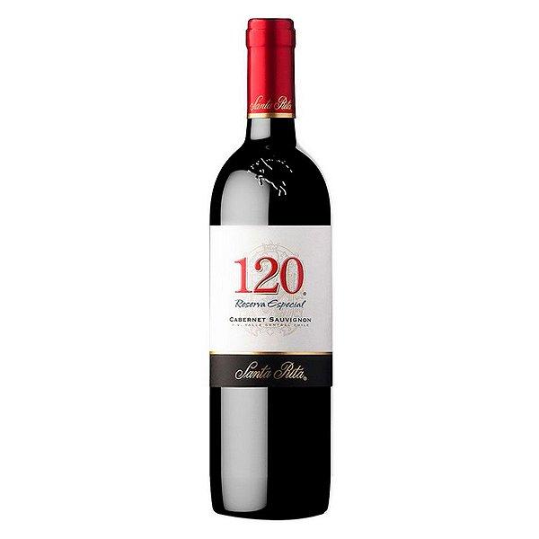 Vinho Chileno Reserva Especial 120 Cabernet Sauvignon 750ml