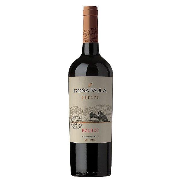 Vinho Argentino Doña Paula Estate Malbec 750ml