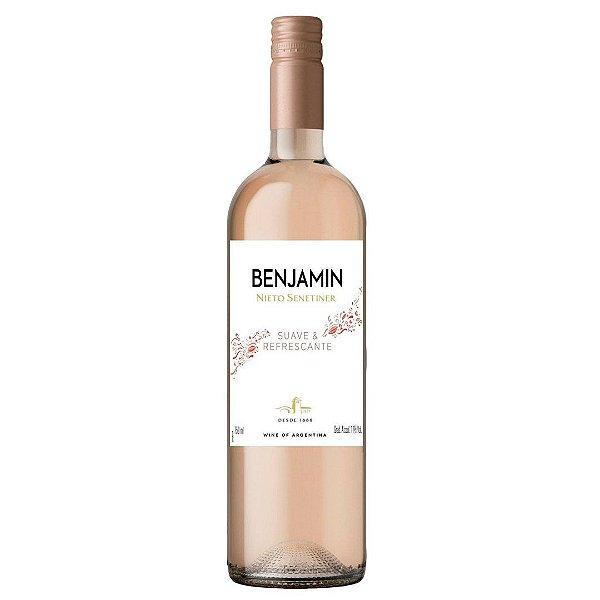 Vinho Argentino Benjamin Rose 750ml