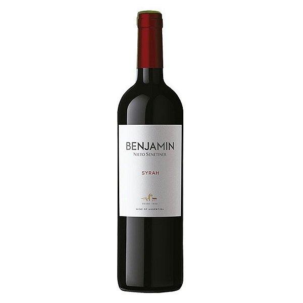 Vinho Argentino Benjamin Syrah 750ml