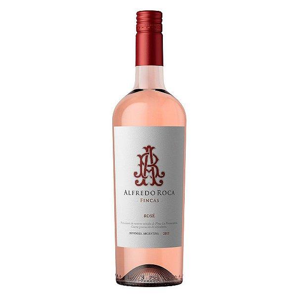 Vinho Argentino Alfredo Roca Fincas Rosé 750ml