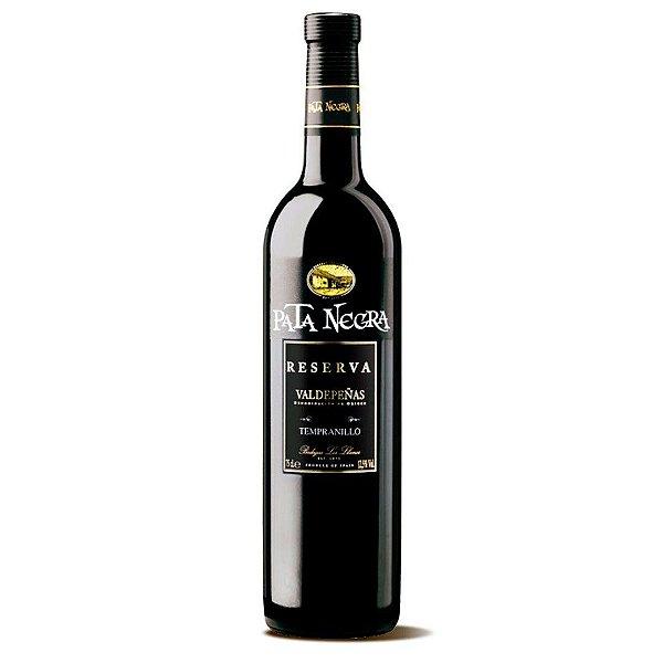 Vinho Espanhol Pata Negra Reserva Tempranillo 750ml