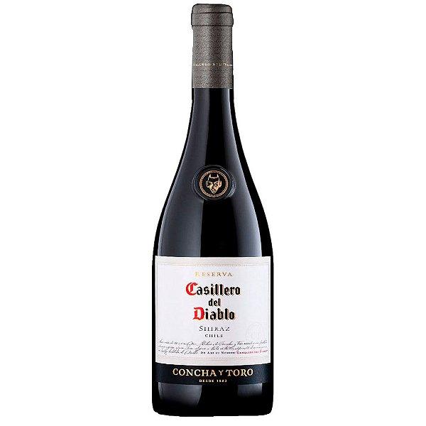 Vinho Chileno Casillero del Diablo Shiraz 750ml