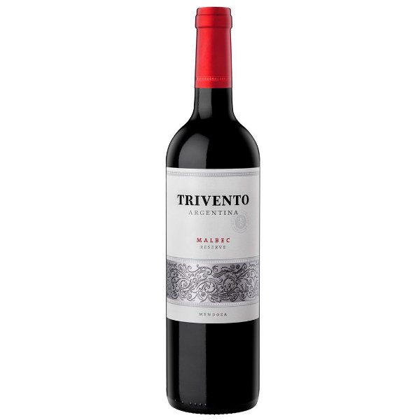 Vinho Argentino Concha Y Toro Trivento Reserve Malbec 750ml