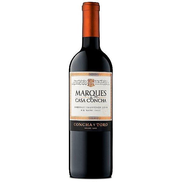 Vinho Chileno Marques de Casa Concha Cabernet Sauvignon 750ml