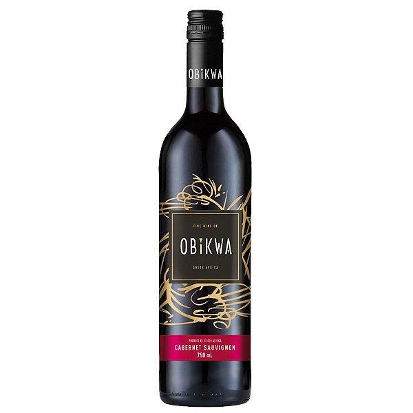 Vinho Africano Obikwa Cabernet Sauvignon 750ml