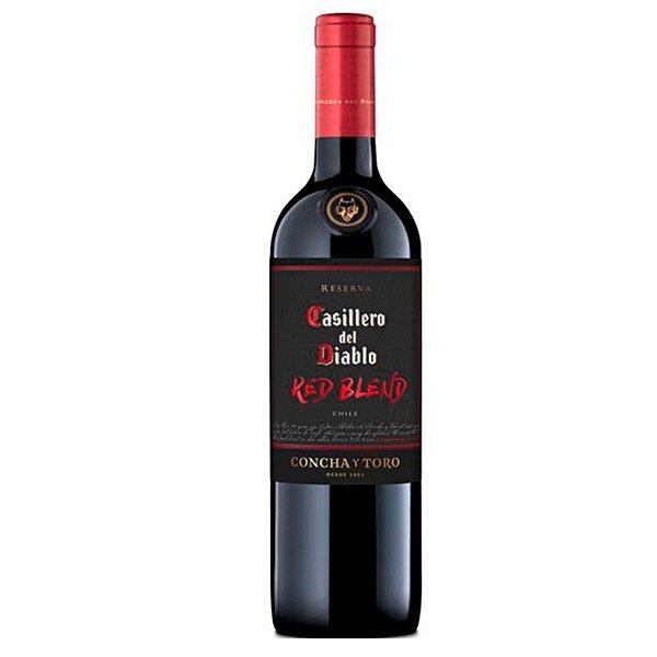 VInho Casillero Del Diablo Red Blend 750ml