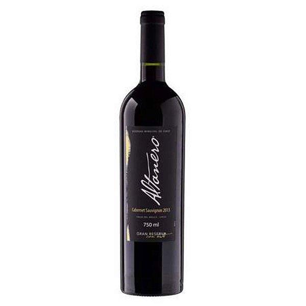 Vinho Chileno Gran Reserva Altanero Cabernet Sauvignon 750ml