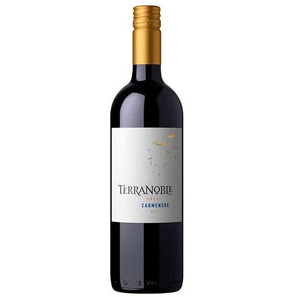 Vinho Chileno Terranoble Carmenere 750ml