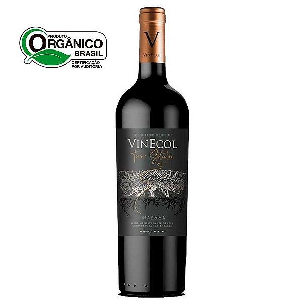 Vinho Argentino Reserva Orgânico Vinecol Terroir Selection Malbec 750ml