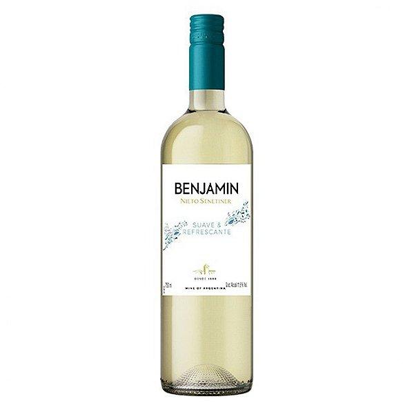 Vinho Argentino Benjamin Branco Suave 750ml
