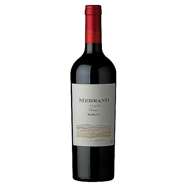Vinho Argentino Reserva Medrano Estate Merlot 750ml