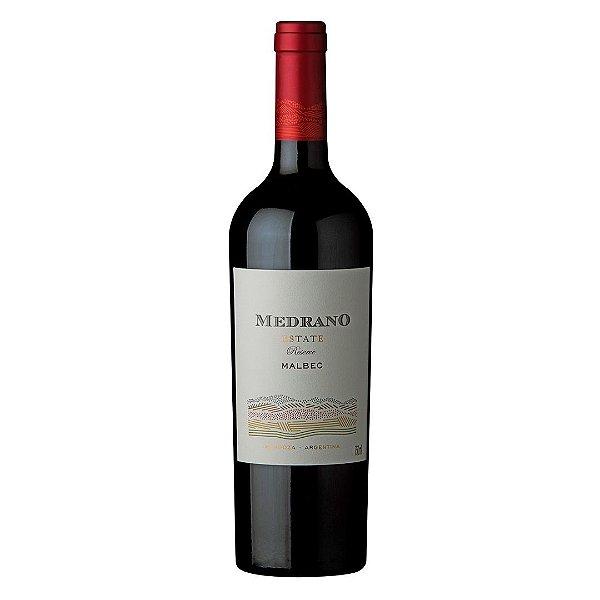 Vinho Argentino Reserva Medrano Estate Malbec 750ml