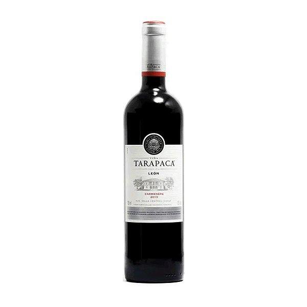 Vinho Chileno Tarapaca Leon Carmenere 750ml