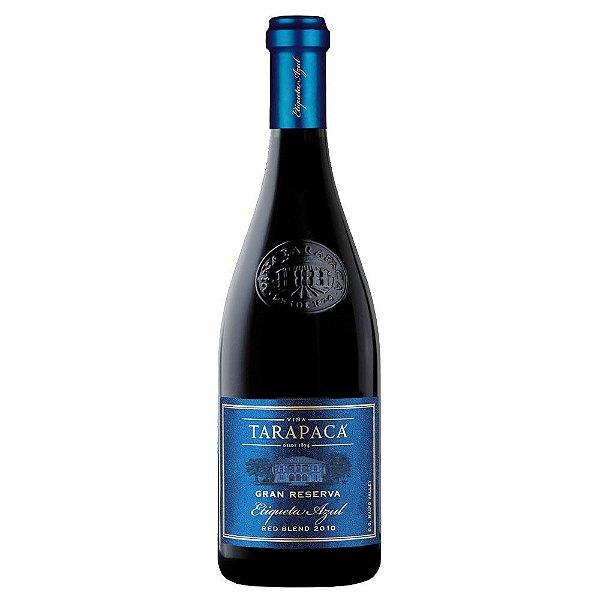 Vinho Chileno Tarapaca Gran Reserva Etiqueta Azul 750ml