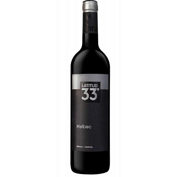 Vinho Argentino Latitud 33º Malbec 750ml