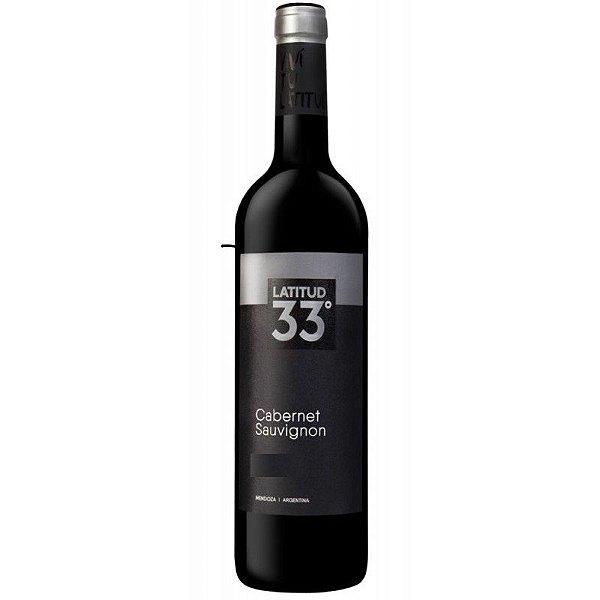 Vinho Argentino Latitud 33º Cabernet Sauvignon 750ml