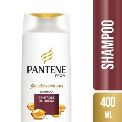 PANTENE SHAMPOO CONTROLE DE QUEDA 400ML