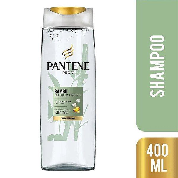 PANTENE SHAMPOO BAMBU 400ML