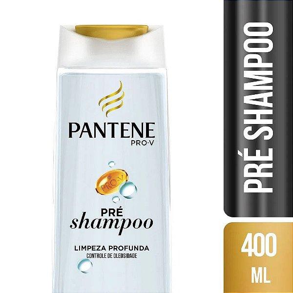 PANTENE PRÉ SHAMPOO LIMPEZA PROFUNDA 400ML