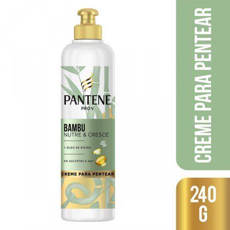 PANTENE CREME P/ PENTEAR BAMBU 240g