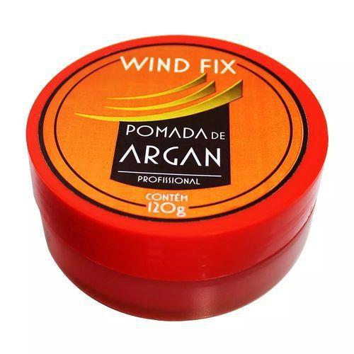 WIND FIX POMADA DE ARGAN PROFISSIONAL 120g