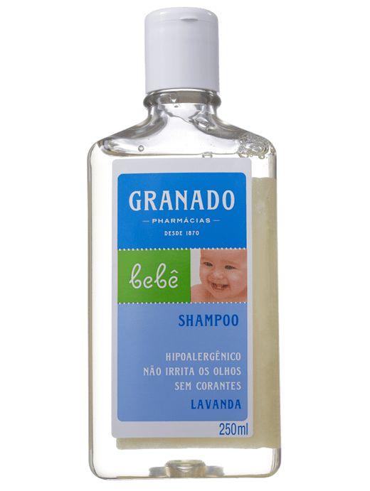 GRANADO BEBÊ SHAMPOO LAVANDA 250mL