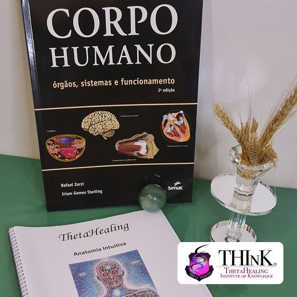 Curso Theta Healing® Anatomia Intuitiva