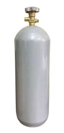 CILINDRO DE CO2 DE 6KG PARA CHOPEIRAS COM CARGA
