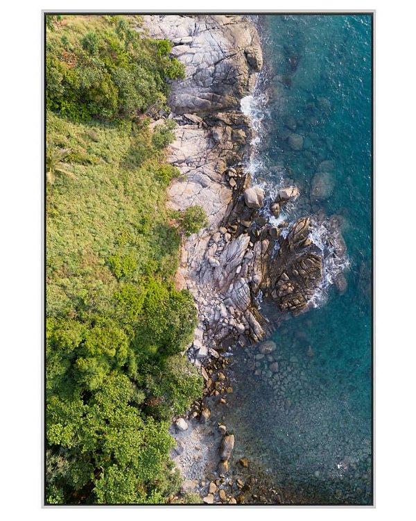 Quadro Canvas Costa do Mar