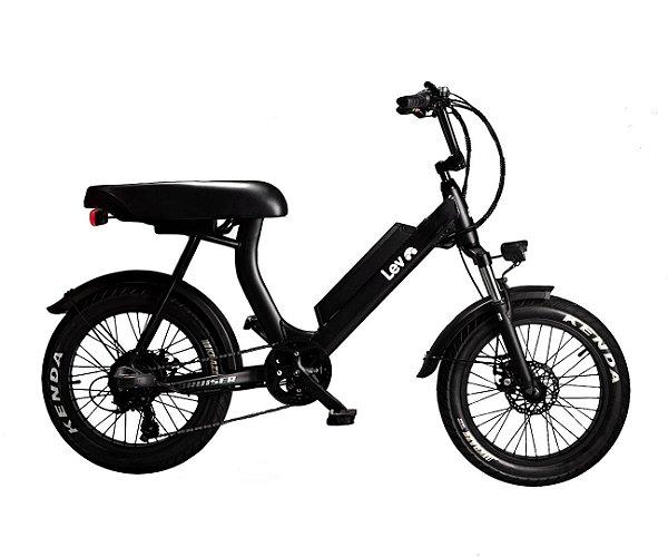 Bicicleta Elétrica Lev Cruiser - Preta