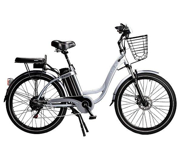 Bicicleta Elétrica Lev E-bike L+ Aro 26 - Cinza