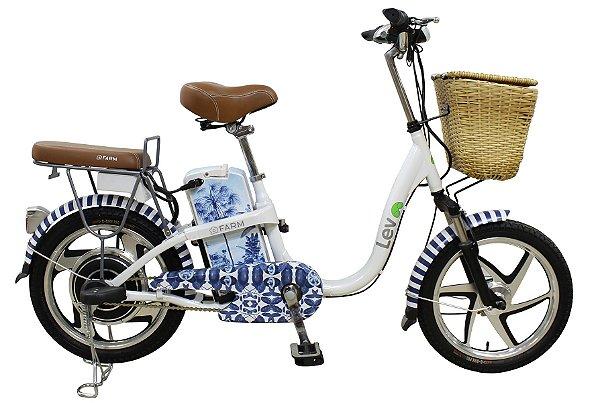 Bicicleta Elétrica Lev FARM E-bike Aro 18 - Imperial