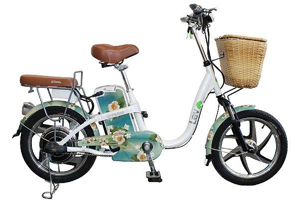 Bicicleta Elétrica Lev FARM E-bike Aro 18 Lítio - Noronha
