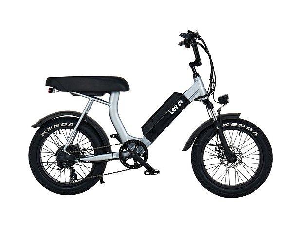 Bicicleta Elétrica Lev Cruiser - Cinza