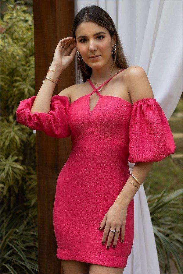 Vestido Linho Mirela