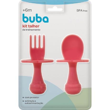 kit talher rosa - buba