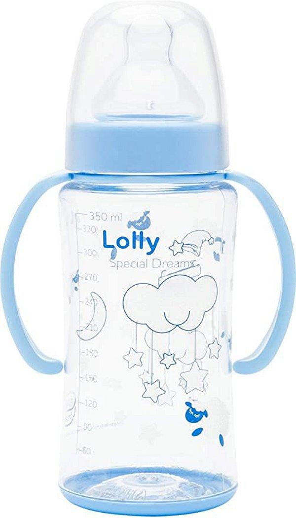 mamadeira big dreams azul - lolly