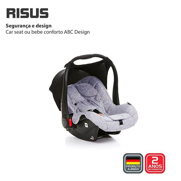 Bebê Conforto Risus Graphite - ABC Design