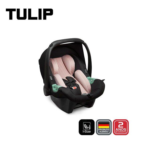 Bebê conforto Tulip Rose Gold Diamond - ABC Design