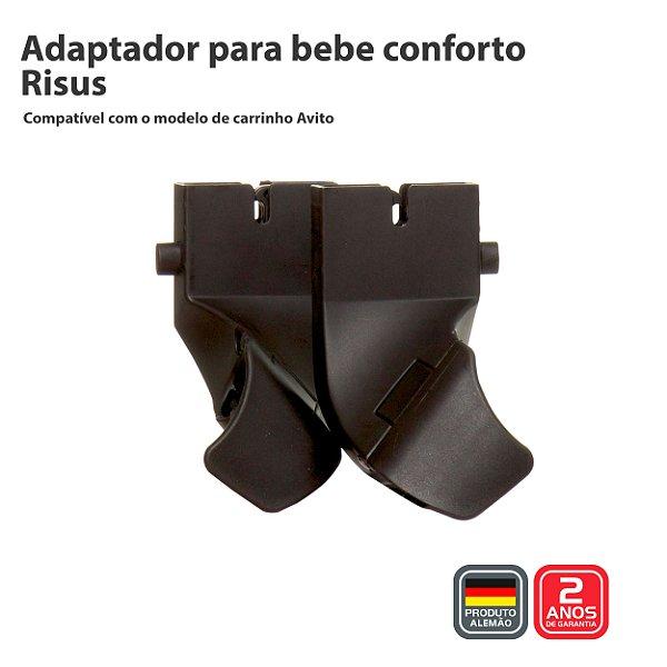Adaptador Avito para bebê conforto Risus - ABC Design